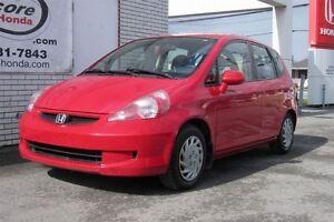 2008 Honda Fit LX*ECONOMIQUE*EN BONNE CONDITION*