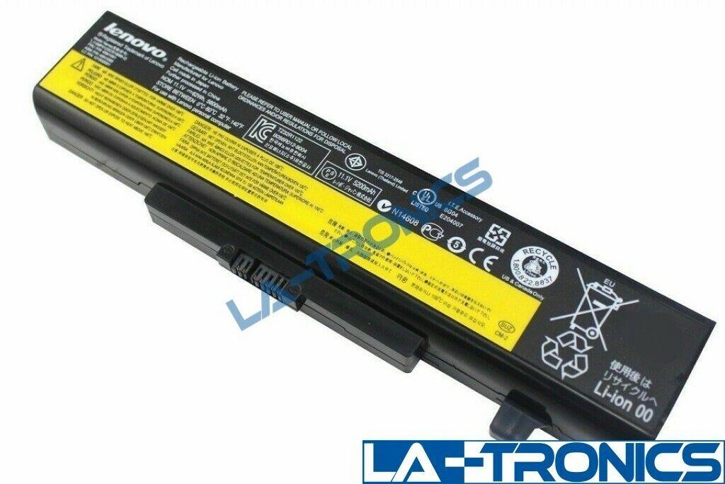 Genuine Lenovo L11L6F01 L11M6Y01 L11S6F01 45N1050 45N1051 Y480 E430 Battery