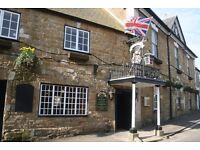 LOOKING FOR Bar/ front of house staff - family run pub restaurant in Abbotsbury, Dorset. F/T & P/T