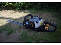 titan petrol hedge trimmer 2 stroke petrol ttl688hdc
