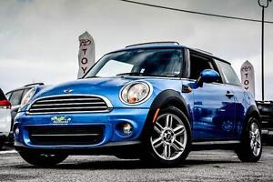 MINI Cooper Panoramic Sunroof Classic 2012
