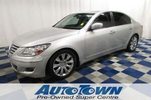2011 Hyundai Genesis Premium NAV PCKG/ACCIDENT FREE/LOADED!!