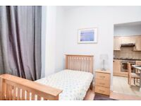 --South Kensington--Notting Hill-BILLS INC-STUDIO FLATS-SHORT/LONG TERM-Couples/ friends/ students