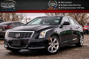 2014 Cadillac ATS RWD|Sunroof|Backup Cam|Bluetooth|Heated Front