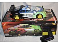 HSP 'Sonic' Hi-Speed High Performance 1/10 Scale Racing Nitro Powered Car Working