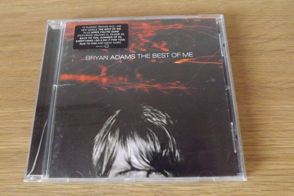 Bryan Adams - The Best Of Me CD