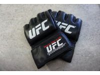Official UFC MMA Gloves Brand New