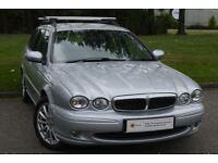 DESIRABLE ESTATE** Jaguar X-Type 2.0 D S 5dr *FULL SERVICE HISTORY* 12 MONTH MOT**£0 DEPOSIT FINANCE