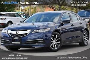 2015 Acura TLX Tech LEATHER | MOONROOF | NAVI