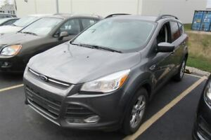 2014 Ford Escape SE 4WD! LEATHER! NAVIGATION! REAR CAMERA+SENSOR