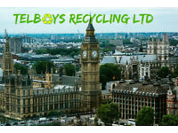 Waste Rubbish Removal Collection London - scrap metal Clearance and house clearance