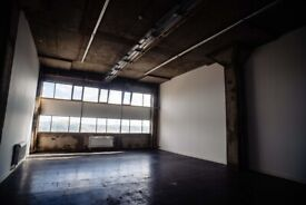 Flexible Creative Studio & Office Spaces For Let (2 minutes walk away from Victoria Line)