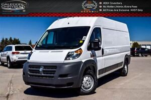 2017 Ram Promaster 2500 High Roof 159WB Backup Cam Bluetooth Pwr