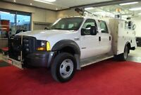 2005 Ford F-550 -