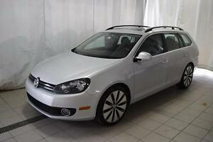 2013 Volkswagen Golf Wagon S