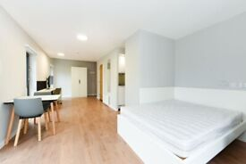 STUDENT ROOMS TO RENT IN UK STUDIO BRONZE PLUS WITH DUAL OCCUPANCY, DOUBLE BED, PRIVATE BATHROOM