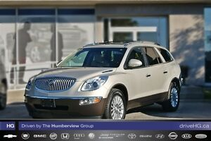 2011 Buick Enclave CXL|AWD|DUAL ROOF|LOW KM|