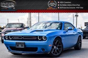 2016 Dodge Challenger R/T|Navi|Backup Cam|Bluetooth|Leather|Keyl