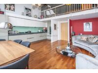 2BED WAREHOUSE CONVERSION HEART OF HAGERSTON**FURNISHED**