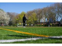 PLAY FOOTBALL IN DALSTON - friendly football game players wanted 9 a side