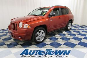 2010 Jeep Compass SPORT/KEYLESS ENTRY/LOW KM/GREAT PRICE