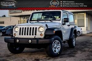 2017 Jeep Wrangler New Car Sport|4x4|Hard Top|Bluetooth|Air Cond