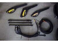Karcher Pressure Washer Hose Gun Lance attachment parts