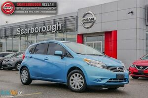 2014 Nissan Versa Note 1.6 SV-ACCIDENT FREE AND WELL EQUIPPED!!!