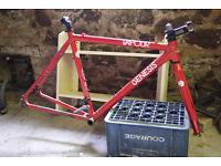 Genesis Vapour Cyclocross Frame