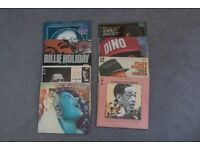 Jazz & Blues Greats Vinyls