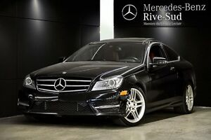 2013 Mercedes-Benz C-Class C 350 4MATIC, Coupe, AMG, Xenon, GPS