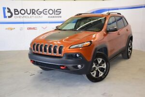 2016 Jeep Cherokee 4x4 Trailhawk *** COMME NEUF! ***