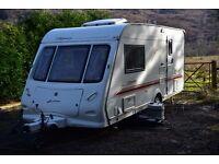 Elddis Odyssey 482 2 BERTH caravan