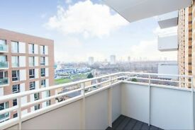 Stunning 9th floor 9th floor studio apartment, No 1 The Avenue, Ivy Point; in the heart of Bow E3.