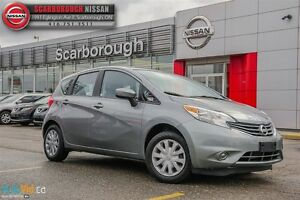 2015 Nissan Versa Note 1.6 S-ACCIDENT FREE-CERTIFIED PRE-OWNED!!