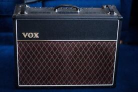 Vox AC30 C2 (great condition + extras)