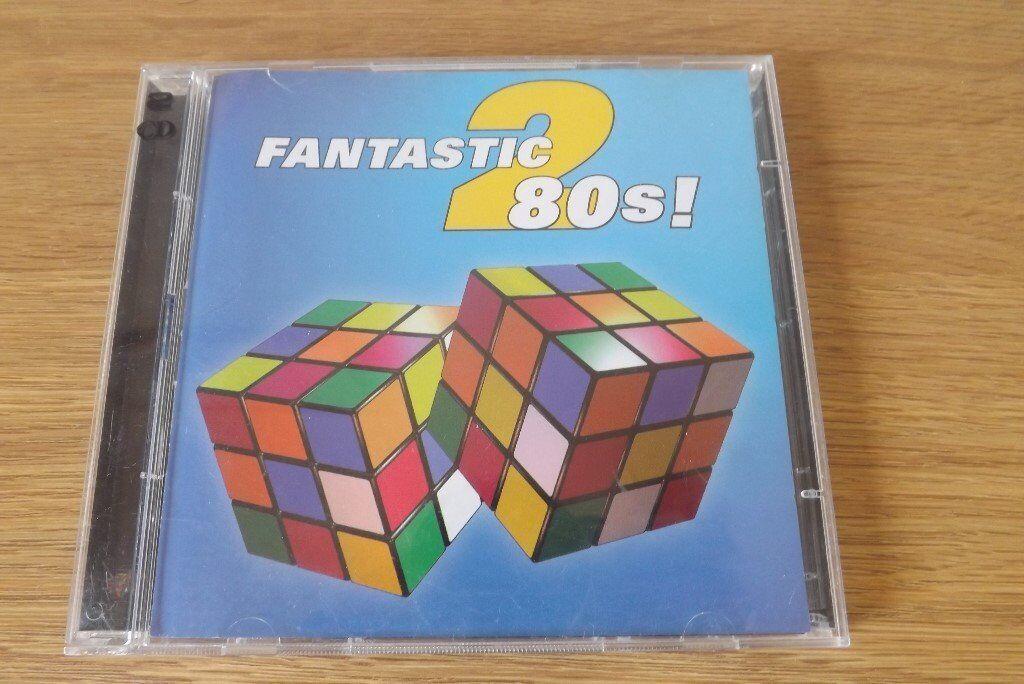 Fantastic 80's 2- 2 CD Set