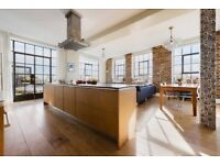LUXURY SOUTH FACING 3 BEDROOM WAREHOUSE STYLE CONVERSION IN KENTISH TOWN MOMENTS FROM THE CFBL