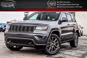 2017 Jeep Grand Cherokee New Car Limited 75th Anniversary Editio