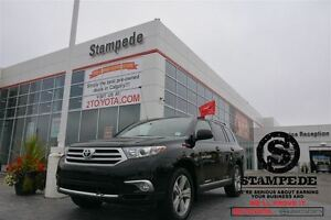 2013 Toyota Highlander V6 SPORT w/Leather and Sunroof-TOYOTA CER