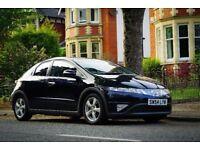2009 Honda Civic ES 2.2 cdti Diesel 5 door hatchback