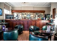 Waiting & Bar Assistants. 4 Star Hotel- Fleet. Full Time & Hours as Required with Shifts to Suit.