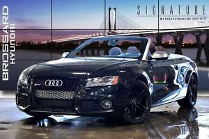 2011 Audi S5 3.0 TURBO NAVI GPS PREMIUM RS5 LOOK