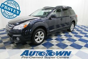 2013 Subaru Outback 3.6R ACCIDENT FREE!!/ AWD/ HTD SEATS/ ALLOYS