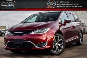 2017 Chrysler Pacifica Limited Platinum|Navi|Pano Sunroof|DVD|Ad