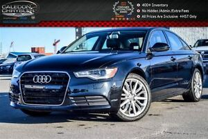 2015 Audi A6 2.0T Technik|AWD|Sunroof|Navi|Backup Cam|Bluetooth