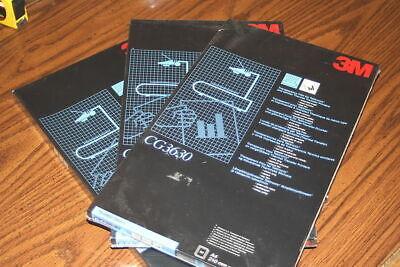 3m Transparency Film Tektronix Cg3630 Three Packs Of 50 210 X 297 Mm