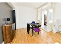 MODERN and BRIGHT SINGLE ROOM with OWN BALCONY available NOW in CAMDEN, North London.