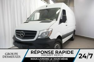 Mercedes-Benz Sprinter standard roof 2016