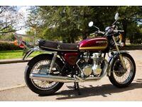 Honda, CB 550, 1977